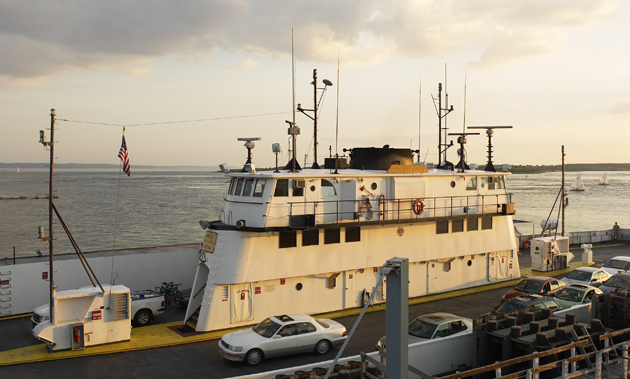 The M/V Governor