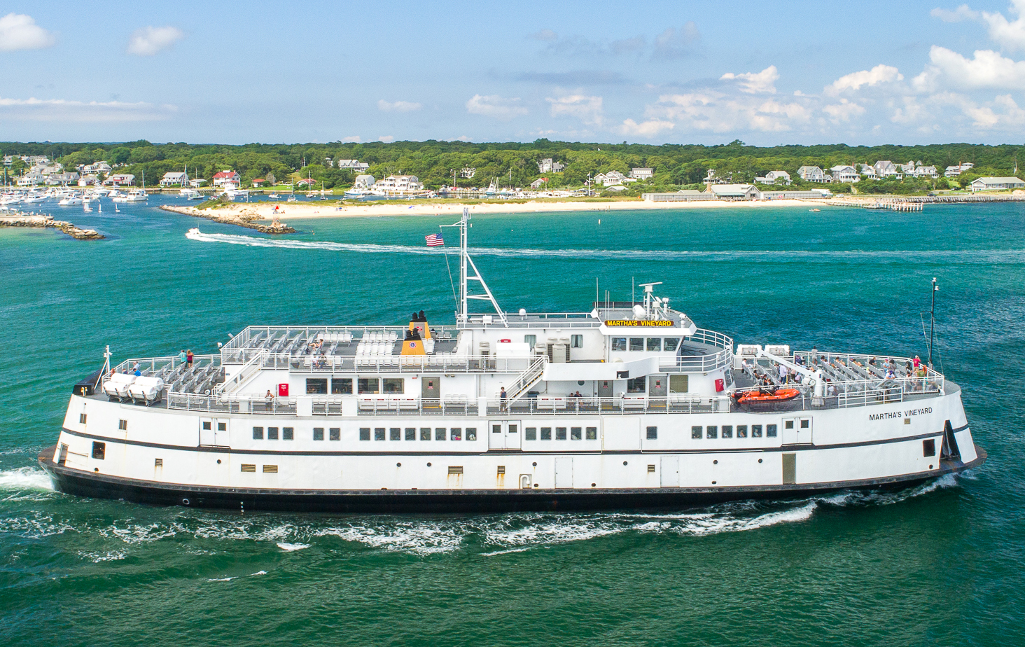 The M/V Martha's Vineyard